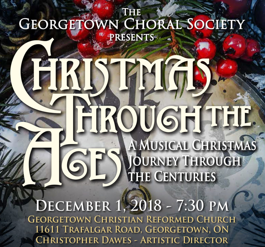 Christmas Through The Ages - A Musical Christmas Journey Through The Centuries