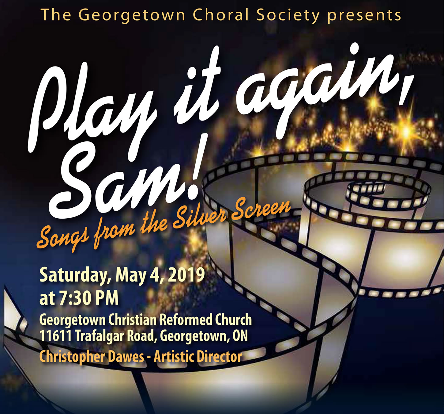 Play It Again Sam! Songs from the Silver Screen